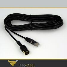 (5,58€/m) RJ45 / Powerlink Kabel 5m für B&O BANG & OLUFSEN BeoSound / BeoLab