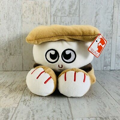 Smores Stuffed Animal, Gund S Mores Plush Doll 5 Stuffed Animal Toy New Nwt Marshmallow Crackers Ebay