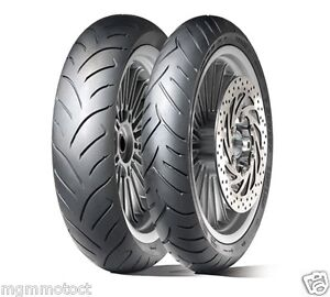 COPPIA-GOMME-DUNLOP-SCOOTSMART-120-70-14-150-70-14-YAMAHA-T-MAX-500-2001-2003
