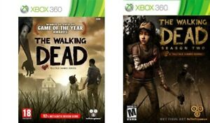 Details About The Walking Dead Season 2 Xbox 360 Xbox One Pal Format