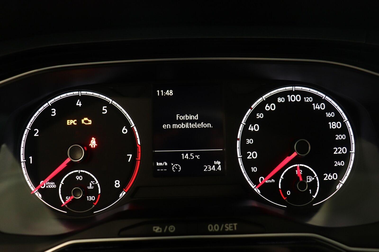VW Polo TSi 115 Highline