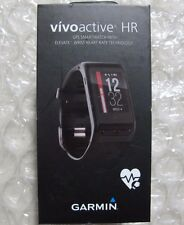 Garmin vívoactive HR GPS Smart Watch Regular fit Black 010-01605-03