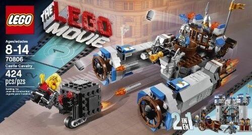 Lego Movie, 70806