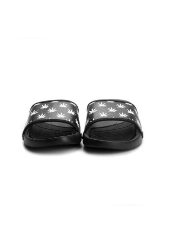 Cayler /& Sons Sandals Men Best Budz Black White