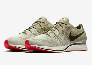 670d5a9e0ab0 Image is loading Nike-Flyknit-Trainer-Neutral-Olive-Velvet-Brown-Shoes-