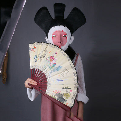 Ghost In The Shell Japanese Geisha Cosplay Adult Mask Halloween Masquerade Mask Ebay