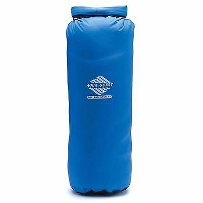 Aqua Quest Activa 20L - 100% Waterproof Roll Top Dry Bag - Blue