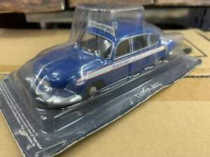 IXO-1-43-TATRA-603-voiture-de-police-diecast-model-collection-jouet