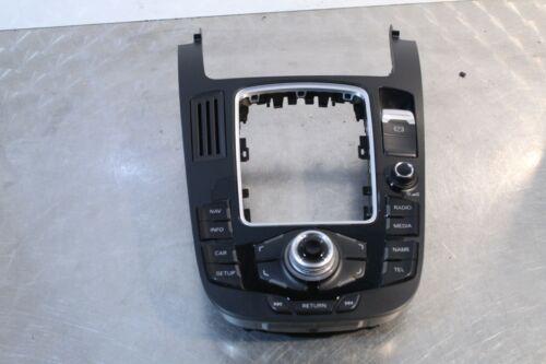 A5.1 2011 Audi A5 S5 MMI Multimedia Panneau De Contrôle Unité 8T0919609F