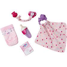 ORIG. Baby Born >>> muñecas accesorios Basic Starter Set <<<
