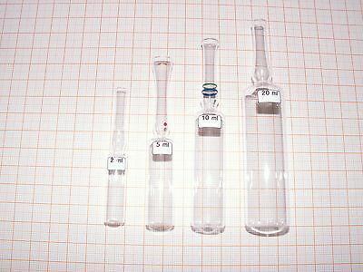 Edelstahl Fuß Halter für einzelne Ampullen vial stand gebürstet 32 x 4mm Vitrine
