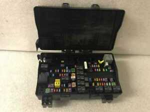2014 jeep grand cherokee diesel fuse box power supply 68194607ae rh ebay com 2014 jeep wrangler fuse box 2014 jeep wrangler fuse box location