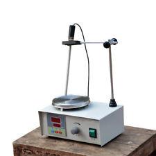 Laboratory Apparatus Magnetic Stirrer Hotplate Stirrers Mixture Digital Display