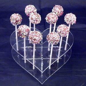 Cuore-Cake-Pop-Stand-Disponibile-in-una-gamma-di-colori