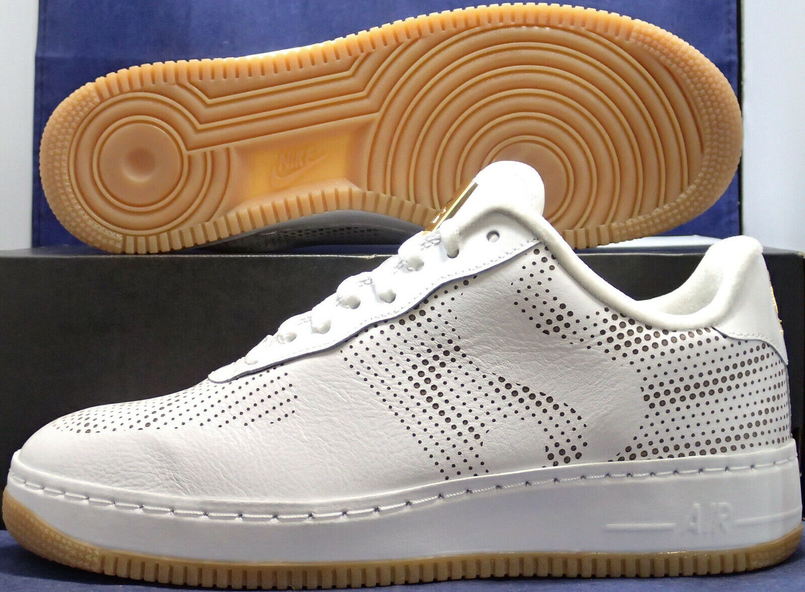 Nike Air Force 1 Low iD Serena Williams Strong and Sure RARE SZ 9.5 (CD2146-991)