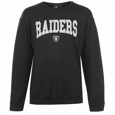 Glorioso Nfl Mens Logo Crew Felpa Con Licenza Performance Sweater T Shirt Top Maglione-mostra Il Titolo Originale