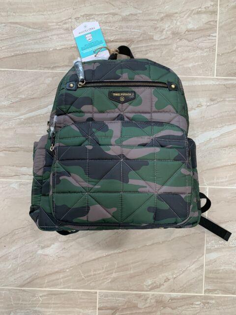 Diaper Bag Backpack Camo Print
