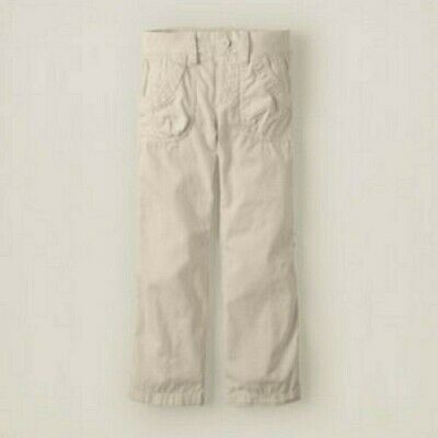 new NWT THE CHILDREN/'S PLACE girls Cotton Pull-On Khaki Pants or Capri sz 4 /& 5