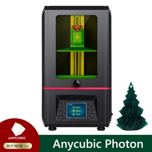 "Anycubic SLA LCD Photon Stampante 3D Resina UV Light-Cure 3D Printer 2.8""TFT EU"