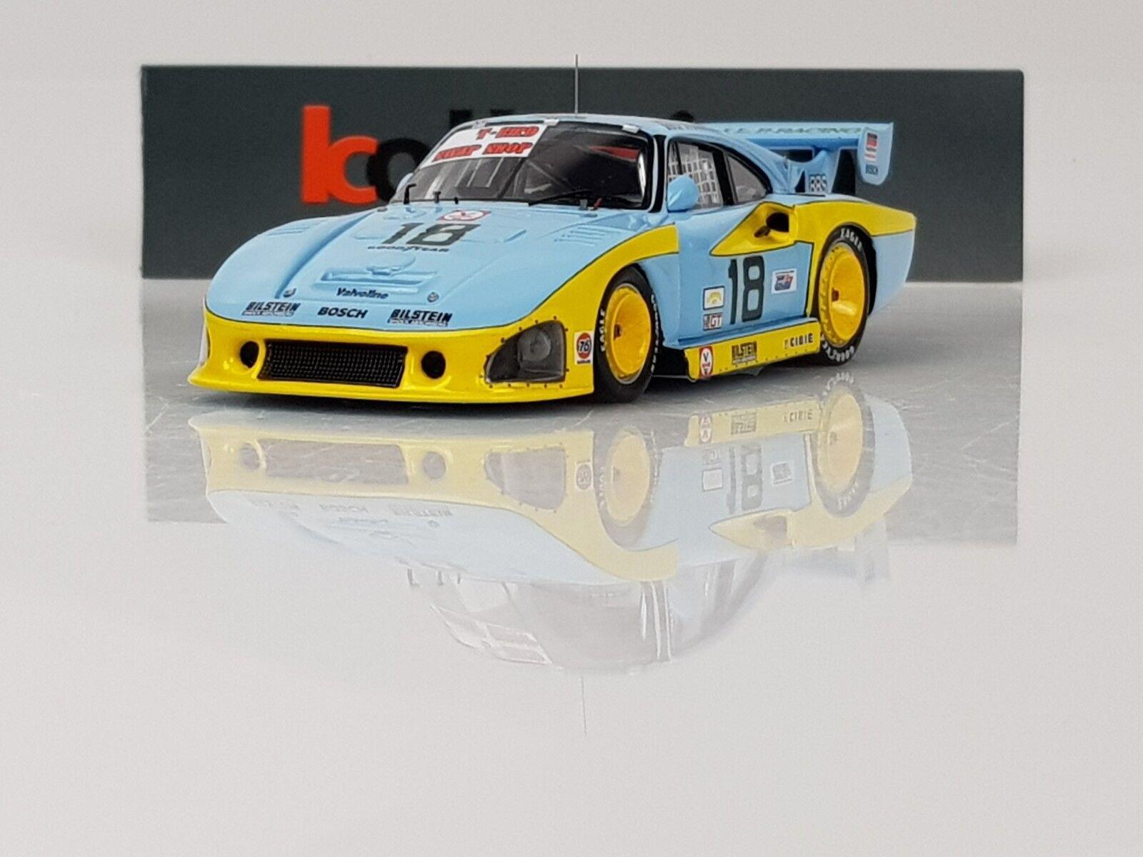 SPARK S1928 Porsche 935 JLP n°18 Winner 24H  Daytona 1982 1.43 NB  offres de vente