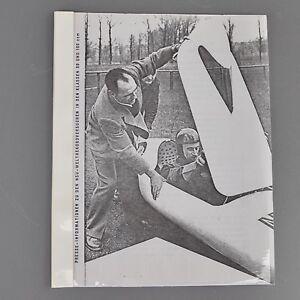 Automobilia Ehrlich ✇ Nsu 50 100 Ccm Weltrekordversuche Pressemappe Von 1980