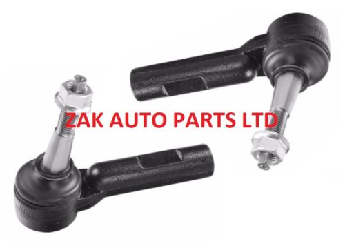 FRONT SUSPENSION STEERING OUTER TRACK ROD END ENDS PAIR VAUXHALL ASTRA J MK6 10
