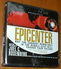Epicenter - Current Rumblings in Middle East Will Change Future Audiobook on CDs
