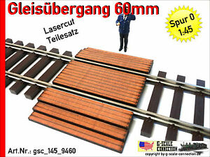 Pista-0-via-de-transicion-60mm-para-Lenz-via-pas-1-45-Lasercut-gsc-145-9460