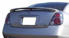 UNPAINTED REAR WING SPOILER FOR A NISSAN ALTIMA FACTORY STYLE 2002-2006