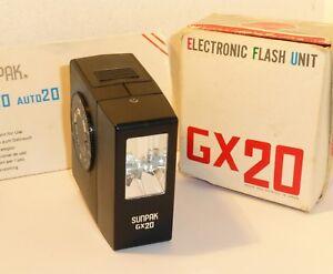 SUNPAK-GX20-FLASHGUN-for-MANUAL-FOCUS-FILM-SLRs
