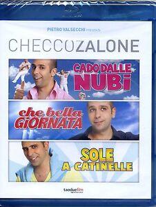 COFANETTO-CHECCO-ZALONE-LA-TRILOGIA-3-film-FILM-BLU-RAY-NUOVO