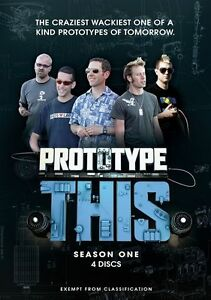 Prototype-This-DVD-2009-4-Disc-Set-REGION-4-Free-Postage