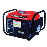 1200 Watt Generator 2 Stroke 63cc Gasoline Engine Camping Portable Power Tool