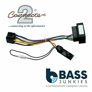 Details about Jeep Cherokee 2014 On Car Stereo Quadlock Wiring Harness on