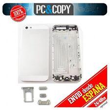 Carcasa completa para iPhone 5 blanco+botones metal housing chasis IPHONE5 white