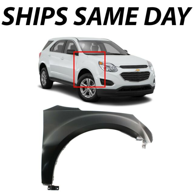 NEW Primered - Passengers Front Right RH Fender For 2010-2017 Chevy Equinox