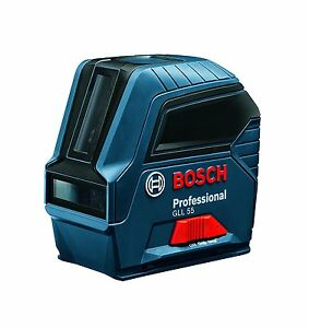 BOSCH-GLL55-Self-Leveling-Cross-Line-Laser-Kit