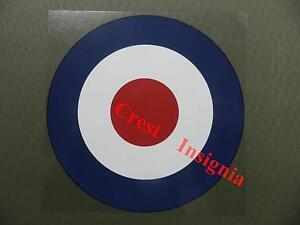 RAF Roundel vehicle sticker.