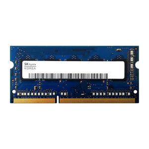 Hynix-4gb-1rx8-pc3l-12800e-ddr3-1600mhz-1-35v-ECC-Unb-SODIMM-Speicher-RAM-1x4g