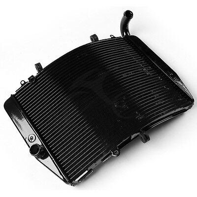 Radiator Cooler For Honda CBR600RR CBR 600 RR 2007-2014 08 09 10 11 12 13 Black