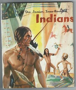 The Junior True Book Of Indians Teri Martini amp Charles Heston Muller 1967 Good - <span itemprop=availableAtOrFrom>Derby, Derbyshire, United Kingdom</span> - The Junior True Book Of Indians Teri Martini amp Charles Heston Muller 1967 Good - Derby, Derbyshire, United Kingdom