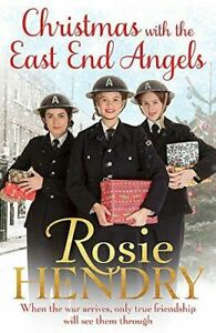 Very-Good-Christmas-with-the-East-End-Angels-Hendry-Rosie-Paperback