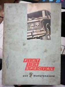 FIAT-124-Special-USO-Y-MANTENIMIENTO-coche-maquina-folleto-6-ed-1970