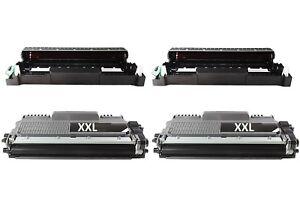 2-Tambour-2xl-Toner-compatible-pour-Brother-mfc-8810dw-mfc-8910dw-mfc8950