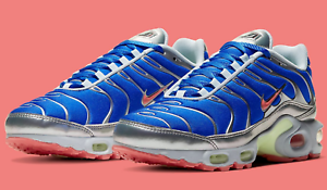 Details about Nike Air Max Plus Women's Multiple Sizes Blue Metallic  CU4819-400 FAST SHIPPING