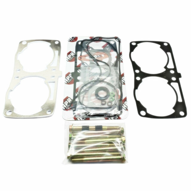 POLARIS 800 TOP END GASKET SET FIX KIT 2011 RMK RUSH PRO DRAGON SWITCHBACK
