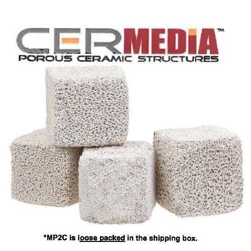 CerMedia MarinePure MP2C Biofilter Media Cubes Cubes Cubes 1 cu. ft. 2241d9