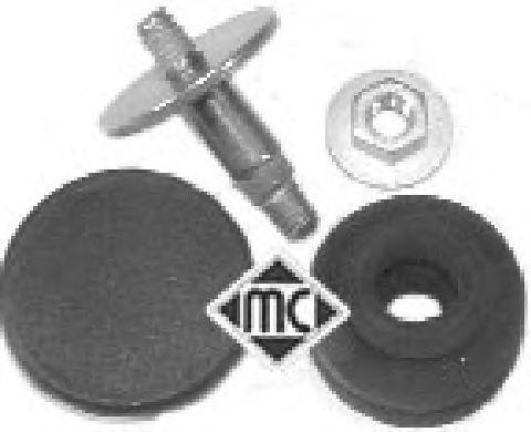 Kit bulloni testata Metalcaucho 04365 AUDI FORD SEAT SKODA VW