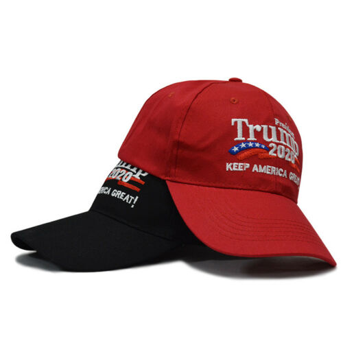 President Donald Trump 2020 Keep Make America Great Again Cap Embroidered US LY