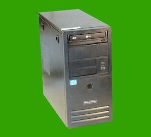 Bluechip-Midi-Tower-Gehaeuse-FSP-350-Netzteil-FSP-DVD-Brenner-WIN7-Lizenz
